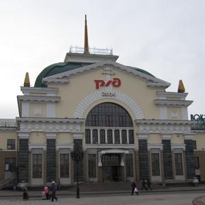 Железнодорожные вокзалы Биракана